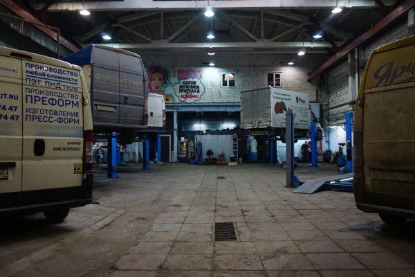Техцентр AFDM - ремонт коммерческих автомобилей